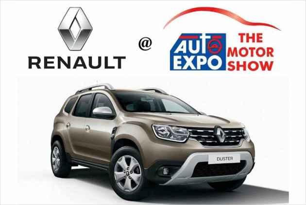 Auto Expo 2018: Renault Cars
