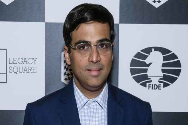 Anand wins World Rapid Championship