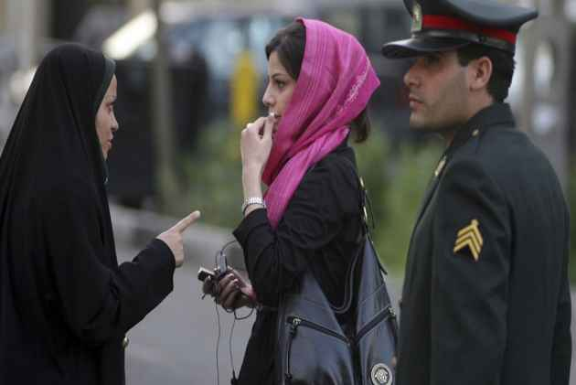 Women will no longer be arrested for flouting dress code: Tehran police