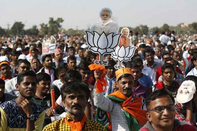 In Gujarat, The BJP Has Used Its Most Powerful Card, Prime Minister Modi