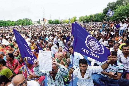 In The 'Good' Hindu Versus 'Bad' Hindu Politics Of Gujarat, Dalits Will Need A Social Movement To Show The Way