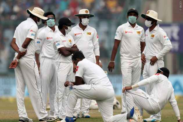 Ashamed at seeing Lankan cricketers in pollution masks: Mamata Banerjee