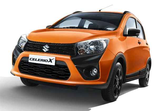 Maruti Suzuki launches crossover CelerioX at Rs 4.57 lakh