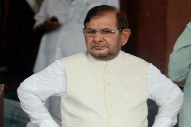 Sharad Yadav says fight to save democracy will continue