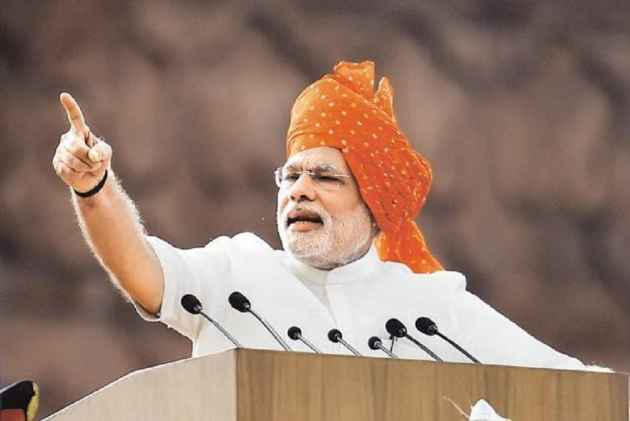 PM Modi Takes Jibe At Rahul, Says Congress Is Now More Interested In 'Baba Bhole' Than Ambedkar