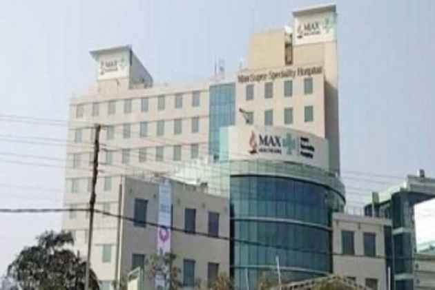 Baby declared 'dead' by Max Hospital dies after five days