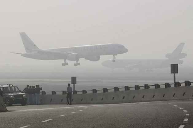 Foggy Spell In Delhi To Begin From December 17, Airport Gears Up To Tackle Situation