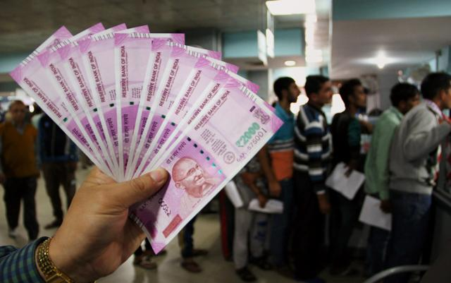 How Much Cash Did Top Political Parties Deposit In Banks During Demonetisation?