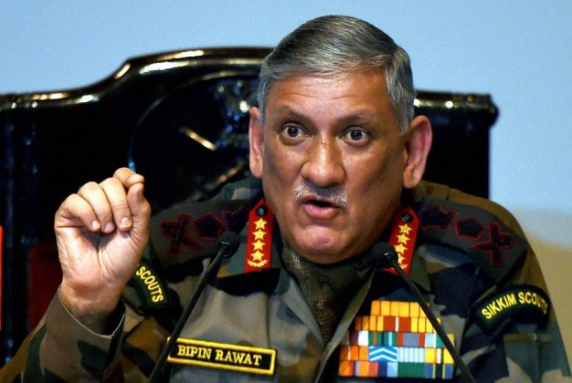 OPINION: With His Aggressive Statements, Did General Rawat Admit That The Entire Kashmiri Population Is Against The Army?