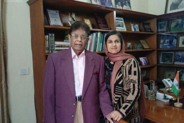 E. Ahamed's Daughter Fouzia Emerges As A Political Face In Kerala's Misogynistic Muslim League