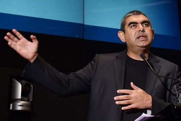 With Sikka At Infosys Helm, Not Just Revenue, Share Prices Too Plunged