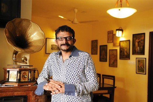 This Time, The Venue Is A Moving Bus For Carnatic Musician TM Krishna, And His Audience Is Passengers