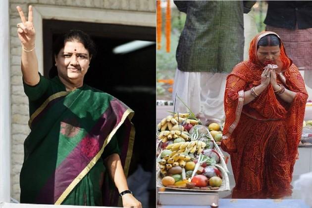 LADIES IN WAITING: The eerie similarities between Sasikala and Rabri Devi