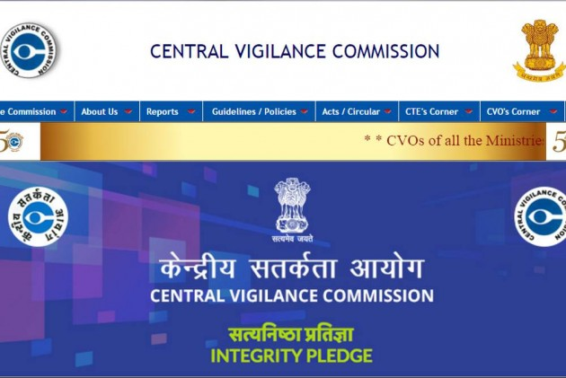 Central Vigilance Commission Denies Report That Its Online Data Wiped Out After Server Crash