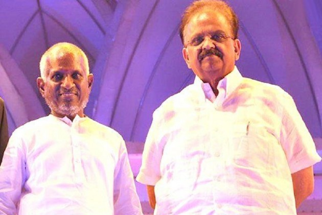 When Best Of Friends Ilaiayaraaja And S.P. Balasubrahmanyam Fell Out Over Copyright Wrangle