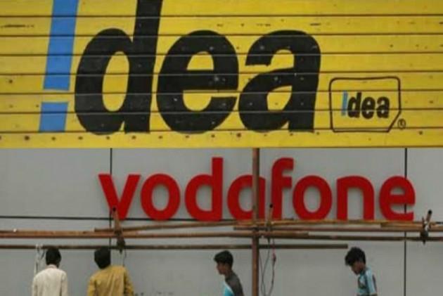 Kumar Birla, Vodafone CEO call on telecom minister