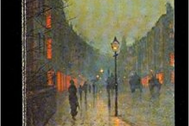 Grimshaw's Night Walk And An Air Of Doom-Filled Mystery