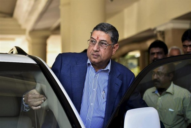 Supreme Court Bars A 'Guilty' N. Srinivasan From Attending ICC Meeting
