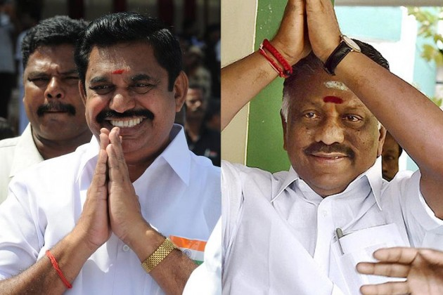 OPS Vs EPS: AIADMK Merger Talks Stuck On Who Will Be The Chief Minister