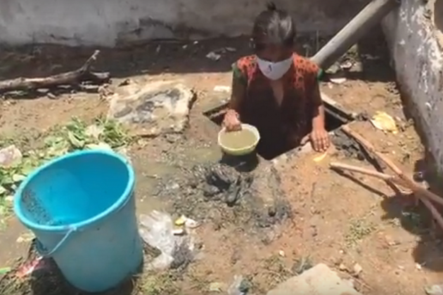 HIV Positive Girls at Hyderabad Orphanage Made To Clear Manhole With Bare Hands