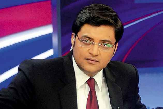 Times Group Files Theft Complaint Against Arnab Goswami
