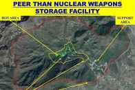 EXCLUSIVE: Pakistan's Unknown Tunneled Nuclear Weapons Storage Facility Revealed