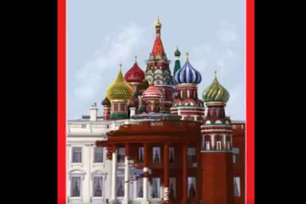 In The New Cover Of TIME Magazine, Russian Domes Overtake White House