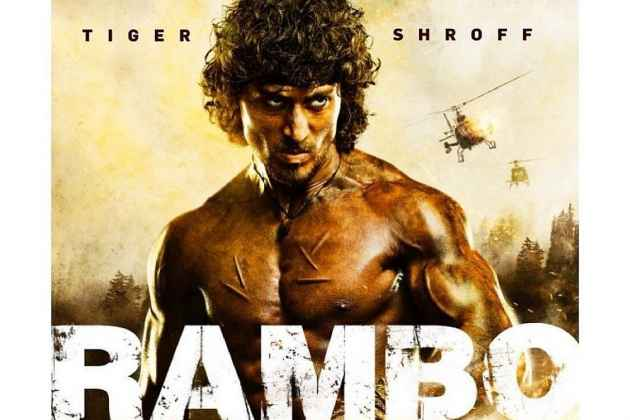 Tiger Shroff to Star in Indian Remake of 'Rambo', Sylvester Stallone's Advice: Don't Wreck It