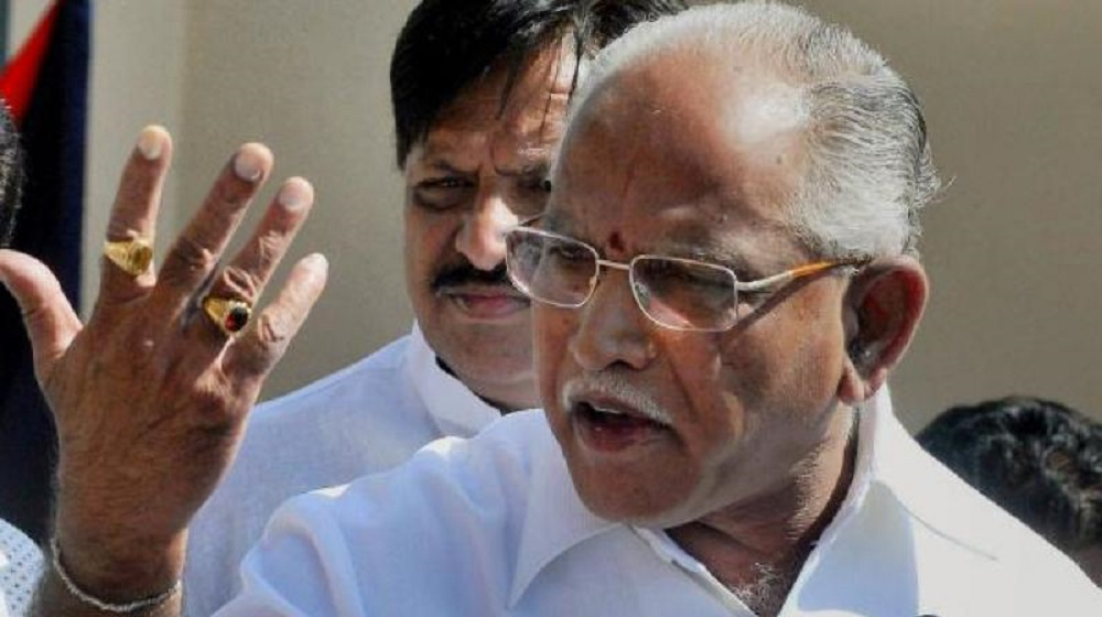 Yeddyurappa Does Not Eat Food Cooked At Dalit's House, Orders In Instead