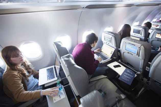 Internet on flights likely by August-end