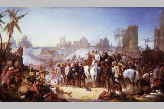 Delhi Under The 'Sipahi Government': May–September, 1857