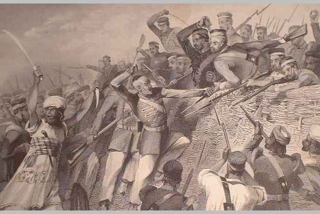 Commemorating 1857: The Role Of The Bengal Army In The First War Of Independence