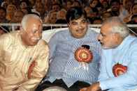 Modi And RSS Learn To Tango Without Stepping On Each Other's Toes