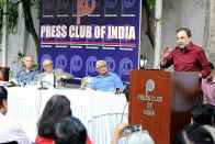 Never Touched A Rupee Of Black Money, Says NDTV's Prannoy Roy At Protest Meet