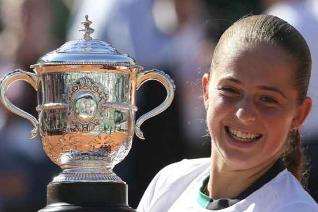 Unseeded Jelena Ostapenko, 20, Clinches Her First Major Title, The French Open