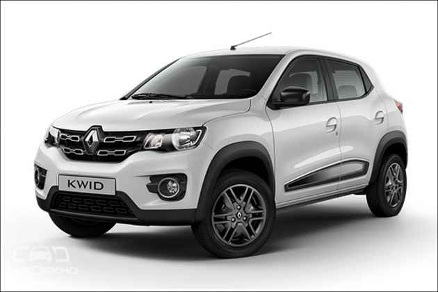Renault Kwid India-Spec Vs Brazil-Spec: What's Different?