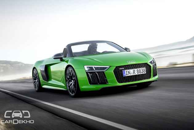 It Is The Most Powerful Drop-Top Ever To Come Out Of An Audi Factory