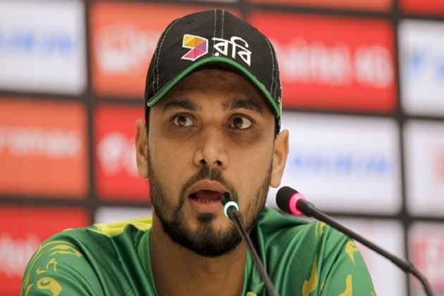 We Have To Be More Ready Mentally To Play This Sort Of Match: Mortaza