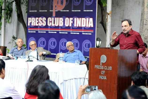 India doesn't require lesson on freedom of press from NYT, says CBI