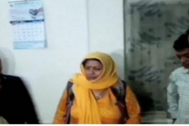 Sadhvi Out On Parole Visits Spa, Watches <em>Bahubali</em> Before Sneaking Away