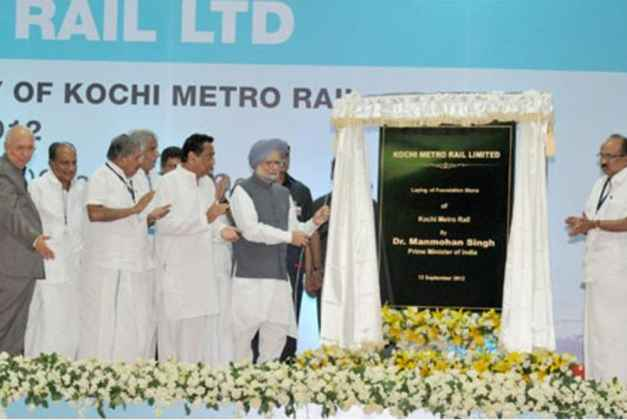 BJP Says PM Modi Made Kochi Metro A 'Reality', The Foundation Was Laid By Manmohan Singh