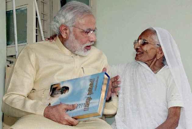 It's Déjà Vu When Narendra Modi Said Give Me Books Instead Of Bouquets