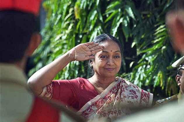 Presidential Polls Seen As a Dalit v/s Dalit Contest: Oppn Nominee Meira Kumar