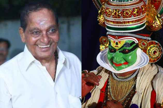 Kalamandalam Gopi @ 80: Celebration Of A Chequered Life
