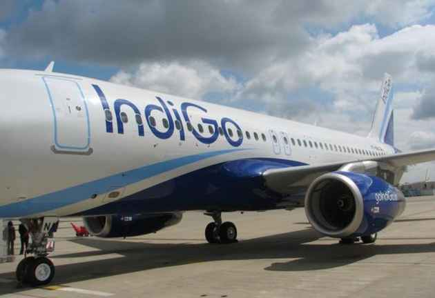 Close shave for 174 as Indigo engine fails