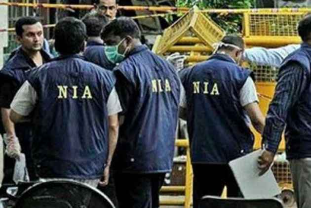 National Investigation Agency raids in Delhi and Kashmir Valley