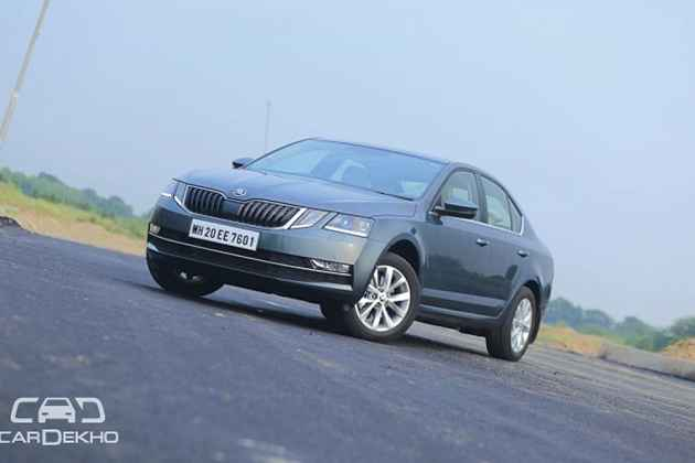 2017 Skoda Octavia Facelift Launched At Rs 15.49 Lakh