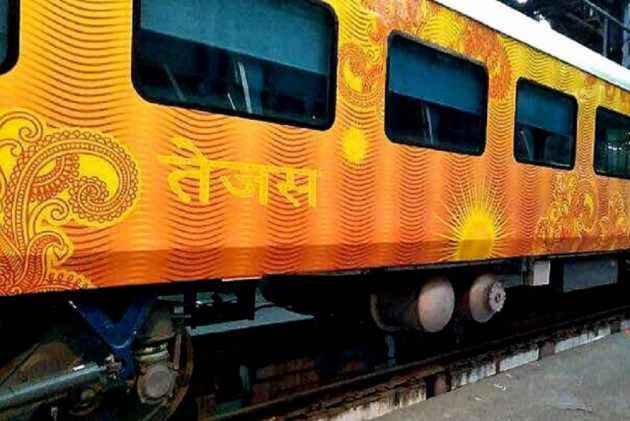 Pricey Tejas Express, India's First High-Speed Train, Can't Get Enough Passengers