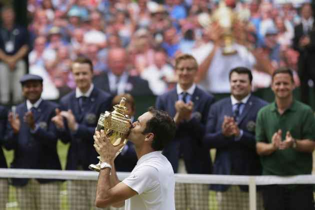 Wimbledon 2017: Roger Federer Beats Marin Cilic To Win 8th Title And 19th Grand Slam