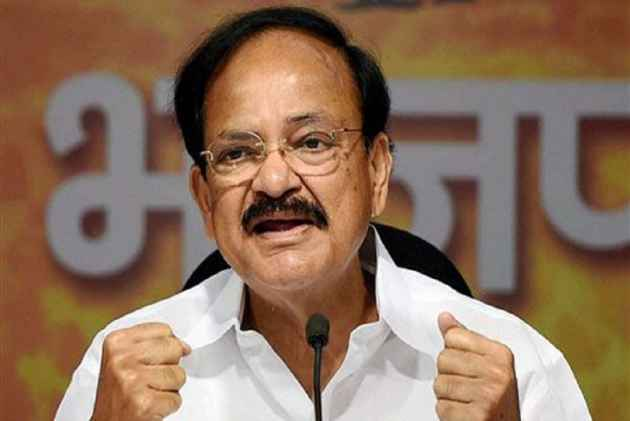 BJP Attempts Regional Balance With Venkaiah Naidu As Vice Presidential Candidate